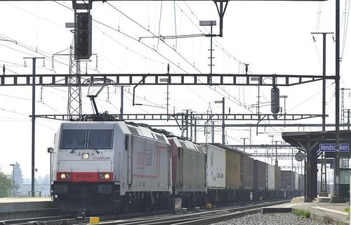 Crossrail Güterzug