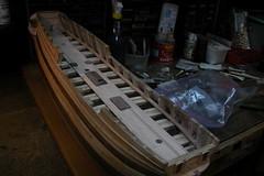 Serapis296 (brutepuppy) Tags: scale sailing carving frigate tallships woodworking squarerigger modelship serapis shipmodel woodmodels woodship nelsonsships