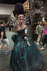 Spider Queen (uncle_shoggoth) Tags: california comics costume san sandiego cosplay diego convention costuming comiccon geeky sdcc