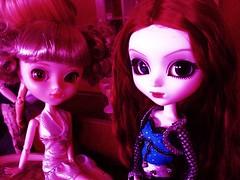 Stela & Maya (El contrato) 8 (Lunalila1) Tags: outfit doll track maya iii lewis lovers doctor wig yuri groove pullip 16 ho kuro mir stela stica