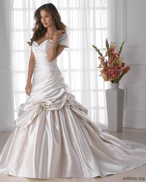 Vestido de noiva lindo