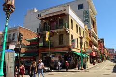 Chinatown (Nicolas Vollmer) Tags: sanfrancisco chinatown californie amérique etatsunis bushstreet grantavenue