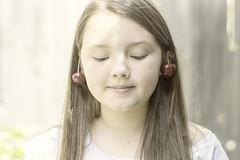 high summer (lesbru) Tags: portrait hot exterior nell d600 summersun cherryearrings