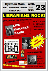 Librarians Rock! (Lester Public Library) Tags: library libraries librarian librarians publiclibrary publiclibraries wla libslibs librariesandlibrarians wlaf lesterpubliclibrary wisconsinlibraries lesterpubliclibrarytworiverswisconsin wlaannualconference2013 wlaconference2013 wisconsinlibraryassociationconference2013 wisconsinlibraryassociationfoundation