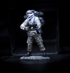 special air service (© Ahmed rabie) Tags: uk light black military single bg soldat aluminium objec