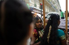 (Shiib) Tags: portraits religion ganesh fête saris indiens indiennes