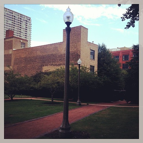 Opinions about new lights at Women's Park -> go