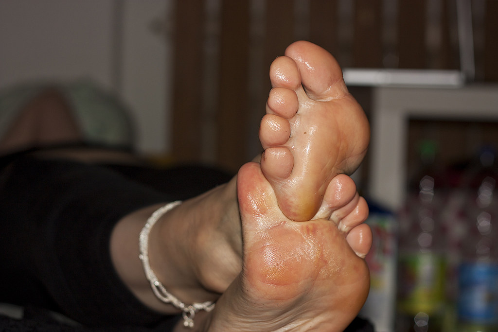 Black Bbw Foot Fetish
