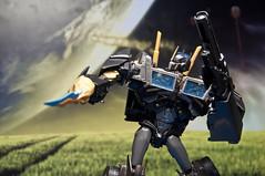 Optimus Prime (G1) (Rhannel Alaba) Tags: toy prime one nikon g1 optimus d90 pido alaba feneration rhannel