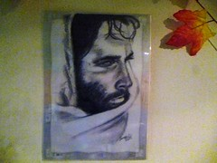 Pencil sketch (Iqbal Osman1) Tags: pencil painting sketch unknown