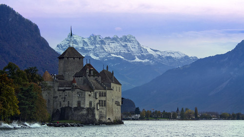 Château de Chillon by kBandara, on Flickr