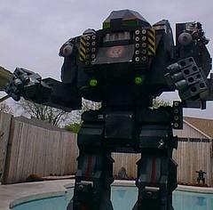 atlas_photo3 (Ron Perovich) Tags: robot lego mechwarrior mech robo battletech