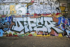 DIFER (STILSAYN) Tags: california graffiti oakland bay east area 2013 difer