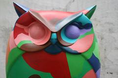 Owl Mother_eyes (SAO!) Tags: life art paint arte live mother vida owl custom pintura