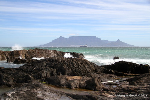 Rocky View of Table Mountain 2