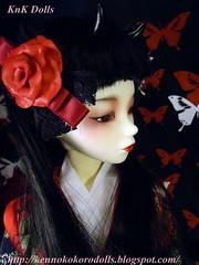 Dreaming Amparita (kao_chanita) Tags: doll handmade dreaming sd homemade bjd resin dollfie hybrid knk amparita kennokokoro