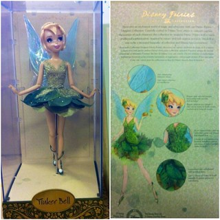 Disney Designer Fairies-Tinker Bell