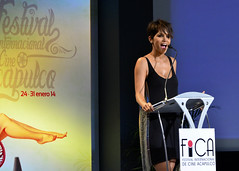 Clausura FICA 2014 con Halle Berry