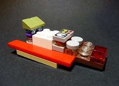 Mini-Gleiter (SabineausL) Tags: color brick colors childhood toy toys lumix colorful child lego bricks raumschiff panasonic steine colourful stein spielzeug weltall bunt nahaufnahme spielen 2014 kreativ raumgleiter kreation selbstgebaut gebaut legostein dmctz4 panasonicdmctz4 sabineausl lego2014