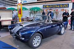 Sunbeam Tiger (tautaudu02) Tags: auto cars automobile tiger moto sunbeam coches voitures rtro 2013 epoquauto epoqu