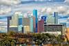 Houston Skyline (Raul's Photography) Tags: texas skyscrapers houston jpmorganchasetower continentalcenter wellsfargobankplaza exxonbuilding centerpointenergyplaza