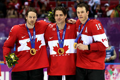 Gold Medal Game (Ray Horwath) Tags: hockey olympics