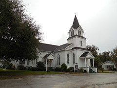 First Methodist Church (jimmywayne) Tags: church jasper florida gothic historic methodist revival hamiltoncounty nationalregister nrhp