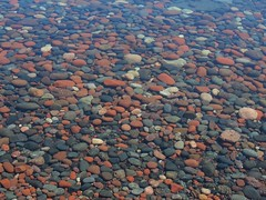 Lake Superior Stones (zrim) Tags: minnesota northshore lakesuperior cookcounty highway61 2013 sugarloafcove