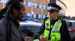 Benjamin Zephaniah & CI Sean Russell - The One Show  04 02 2014