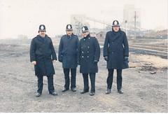 Day 93 - Miner's strike 1984 (West Midlands Police) Tags: uniform 40thanniversary minersstrike