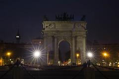 Arco della pace (FiPremo) Tags: street milan canon eos europa europe milano lombardia 6d