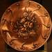 embossed bowl - roses