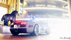 police (mewzhang) Tags: sport mall crazy dubai nissan uae police ferrari emirates abu dhabi bugatti rak supercars veyron gtr ksa amzing hamman 458 r35
