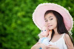 Cute Asian girl (anekphoto) Tags: park summer vacation portrait baby cute green nature girl beautiful smile face hat childhood female bench asian fun thailand outdoors happy person kid toddler asia doll child play looking serious little sweet walk small daughter adorable human enjoy thai preschool positive lovely having youngadult tot greedy active caucasian