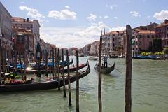Canal Grande (michael_hamburg69) Tags: italien venice italy italia gondola venezia venedig gondolier gondel gondoliere venetien