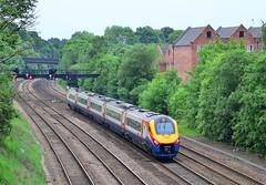 222009. (curly42) Tags: travel transport railway meridian unit dmu class222 eastmidlandstrains 222009