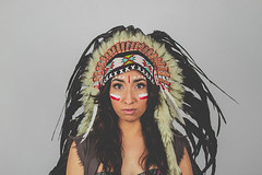Rad Navajo 'Appreciate It Anyway' EP Cover (Todd O'Brien) Tags: portrait album indian rad cover navajo