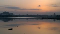 Powai Lake (Chani.M) Tags: india nokia mumbai 1020 powai lumia pureview wpphoto