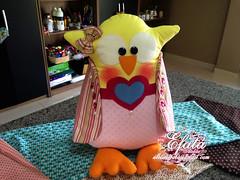 Corujas - 25cm - 33cm - 40cm (Atelier Efatá) Tags: artesanato felt fabric owl festa decoração corujas corujinhas festaintantil atelierefata
