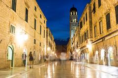 20150609_IMG_0525.jpg (CHRISK100) Tags: street longexposure night buildings croatia placa dubrovnik theoldcity franciscanmonastery stradun
