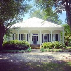I like it in Alabama. Beautiful tin roofs. On Rt. 80 in Marvyn, AL. #TheWorldWalk #travel #twwphotos
