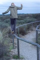 Walking Away (Ryoushi no syokubutsuen) Tags: