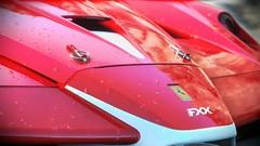 DRIVECLUB™_Ferrari FXX Evoluzione_ (gianni.costanzi82) Tags: game colors car rain evolution ferrari racing videogame visuals studios vibrante supercar hispeed supercars psn fxx ps4 evoluzione photomode ps4share drivecblu