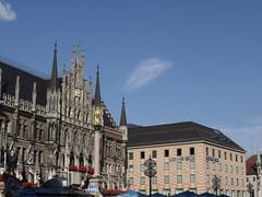 Neues Rathaus, Munich, Germany (Norbert Bánhidi) Tags: germany munich münchen deutschland alemania allemagne germania alemanha duitsland германия németország bavaria bayern baviera bavière beieren бавария bajorország múnich monacodibaviera monaco munique мюнхен minga