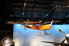 Auster Mk7 (ambodavenz) Tags: auster mk7 royal new zealand air force antarctic flight museum wigram christchurch