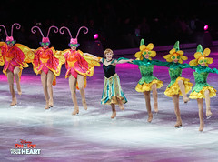 Princess Anna - Summer (DDB Photography) Tags: disney disneyonice ice waltdisney disneyphoto disneypictures disneycharacters followyourheart mickey mickeymouse minnie minniemouse mouse feldentertainment donaldduck duck goofy figure skate figureskate show iceshow prince princess princesses castle animation disneymovie movie animatedmovie fairytale story anna elsa elsathesnowqueen olaf kristoff sven hans princehans arendelle frozen loveisanopendoor letitgo