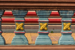 20161228 Cambodia 05084 2 (R H Kamen) Tags: buddhist cambodia cambodianculture indochina rivermekong southeastasia templebuilding architcture buildingexterior builtstructure closeup pagoda rhkamen roof