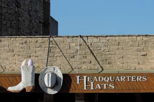 Fredericksburg - Hats Headquarters