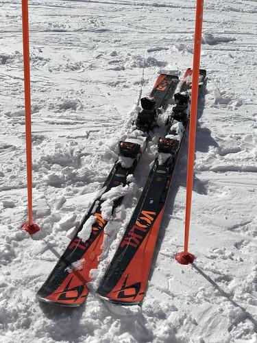 Und keiner hat wie I - so süße Ski!