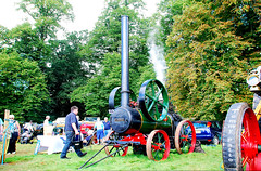 TRACTION ENGINE FLORENCE (tommypatto : ~ IMAGINE.) Tags: steam shrewsburysteamfair steamrallies tractionengines